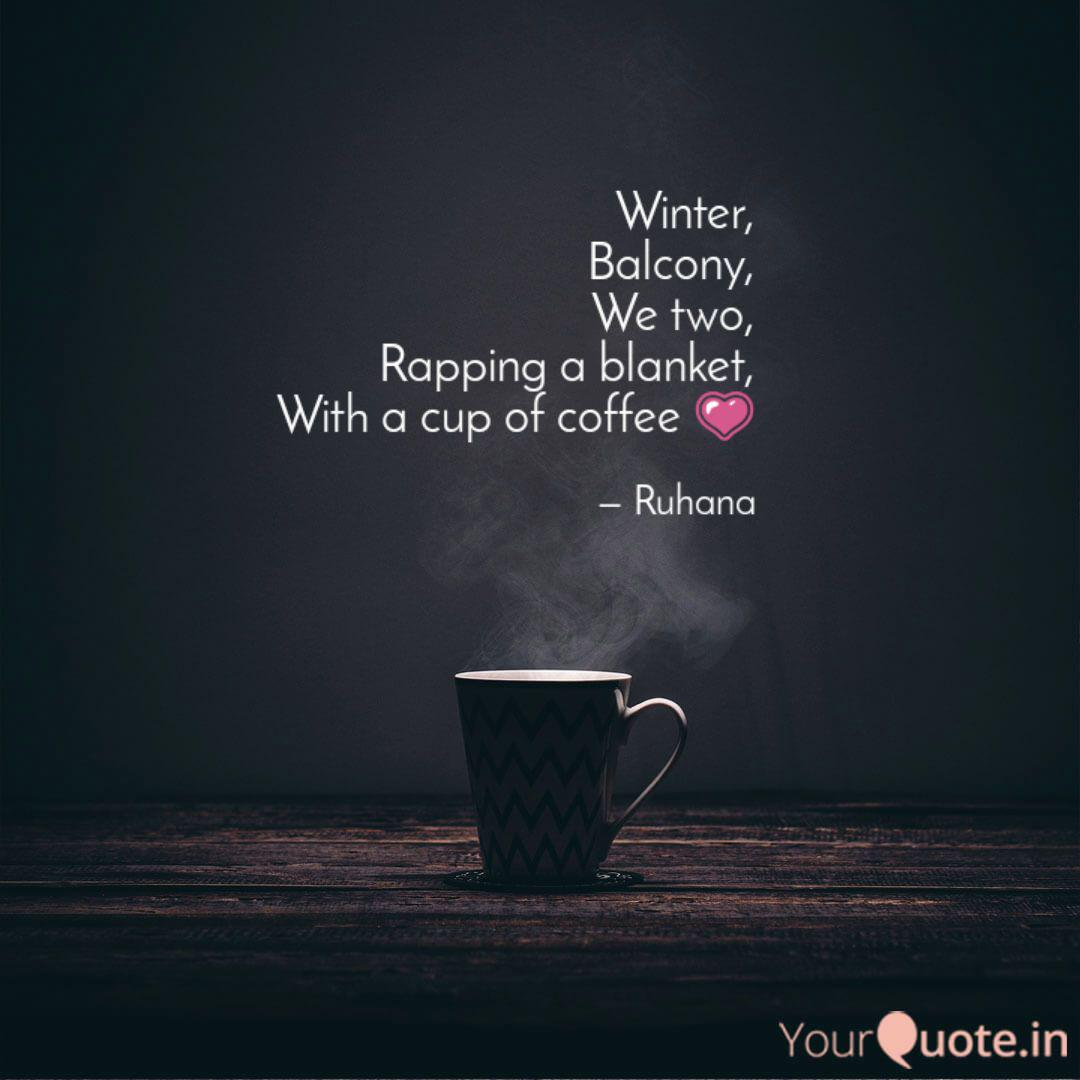 winter balcony we two quotes writings by diya biswas
