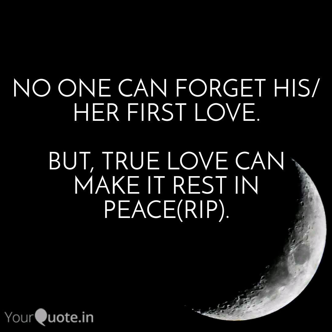 NO ONE CAN FORGET HIS/HER... | Quotes & Writings by avinash sharma |  YourQuote