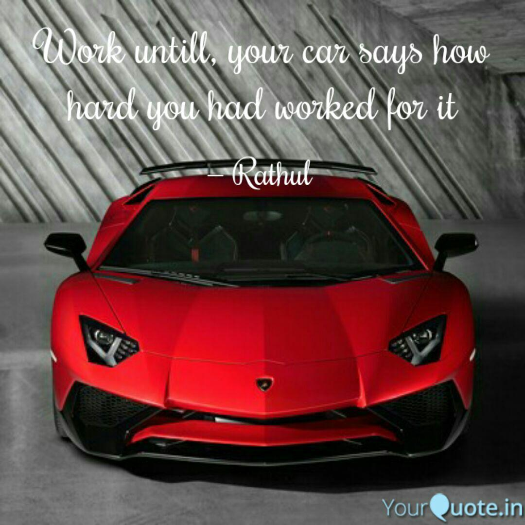 Best Supercars Quotes Status Shayari Poetry Thoughts Yourquote