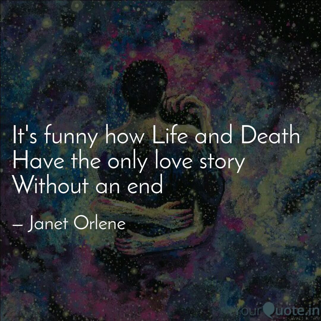 Its Funny How Life And D Quotes Writings By Janet