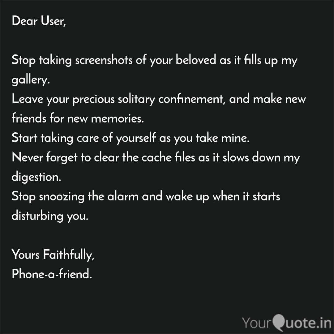 dear user stop taking quotes writings by shishav yourquote