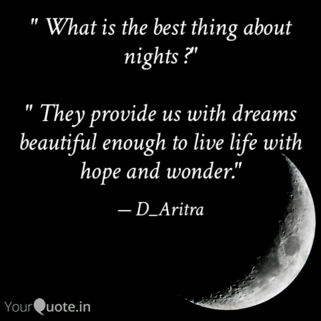 Best nightlife Quotes, Status, Shayari, Poetry & Thoughts  YourQuote