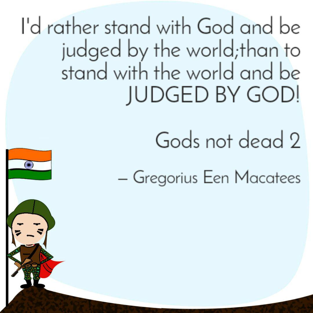 i d rather stand god quotes writings by gregorius een