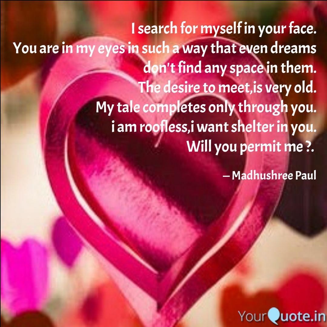 i search for myself in yo quotes writings by madhushree