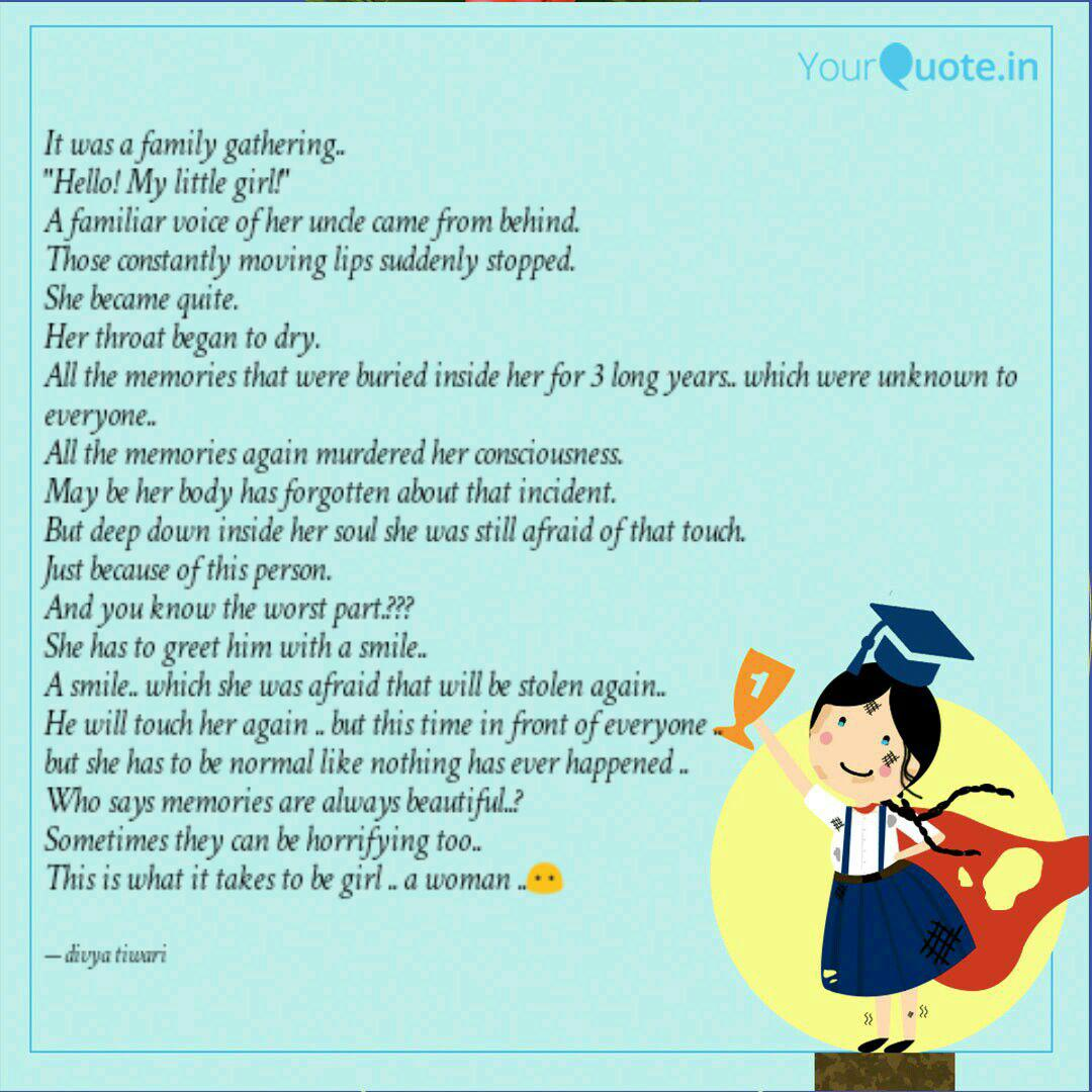 it was a family gathering quotes writings by divya tiwari