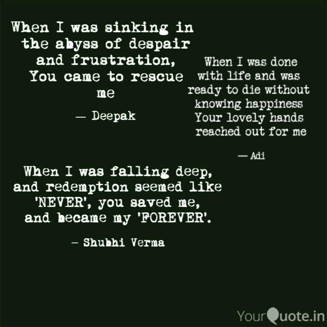 When I was done with life  Quotes & Writings by Aditya Mohan