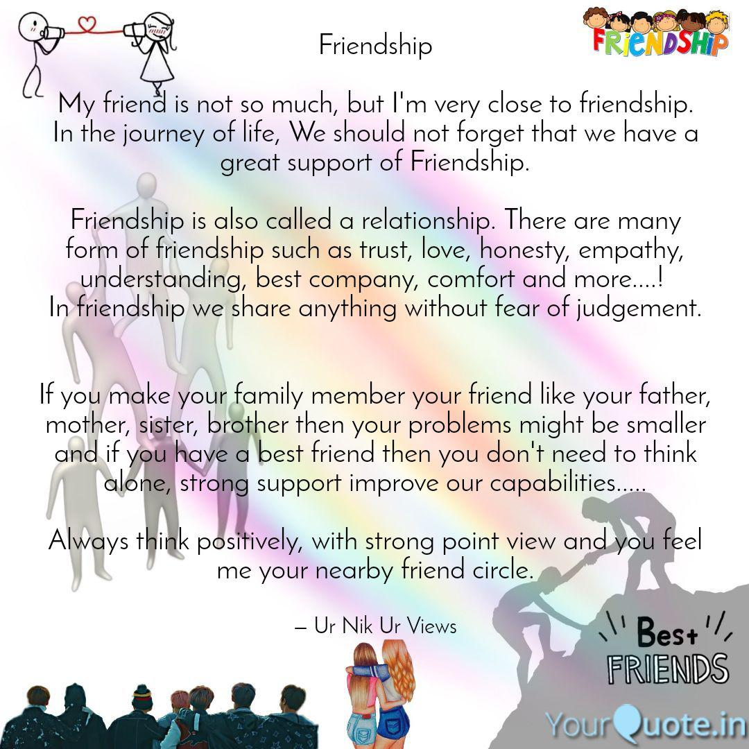 friendship my friend is quotes writings by ur nik yourquote