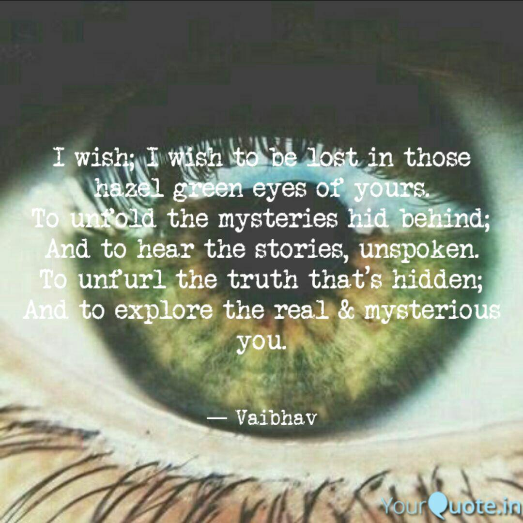 Best greeneyes Quotes, Status, Shayari, Poetry & Thoughts ...