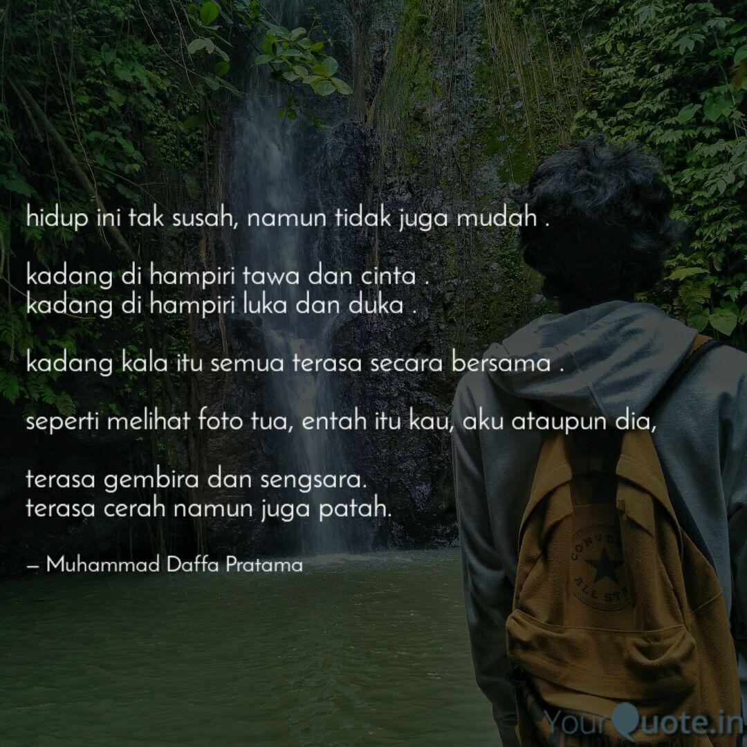 Muhammad Daffa Pratama Quotes Yourquote