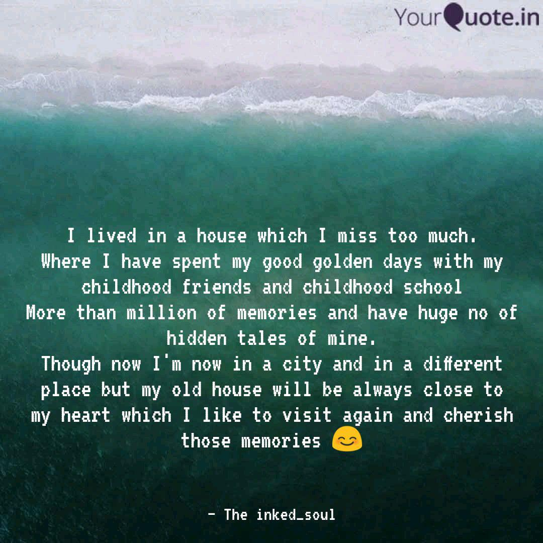 i lived in a house which quotes writings by twisha ray