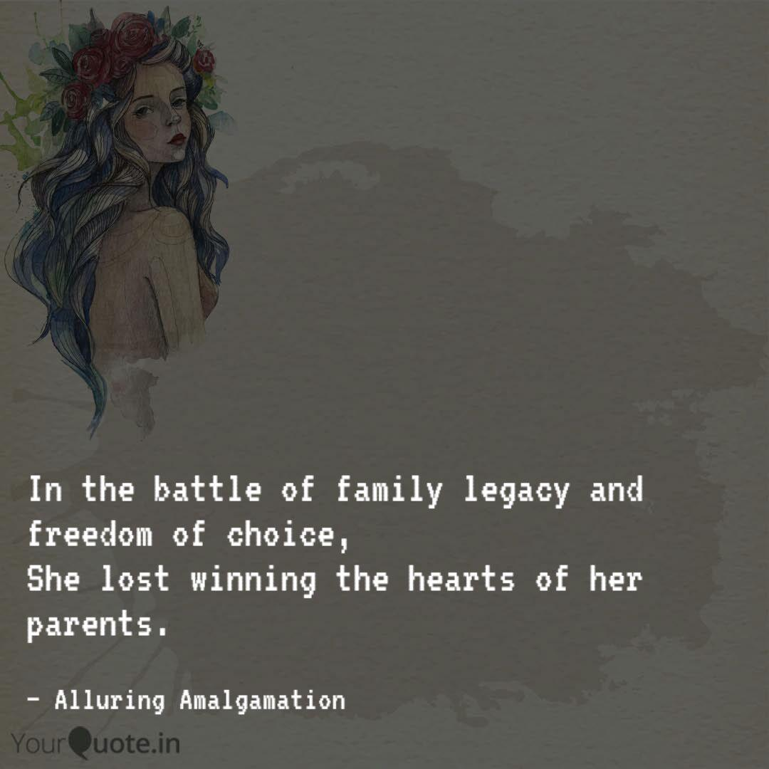 in the battle of family l quotes writings by shubhasmita