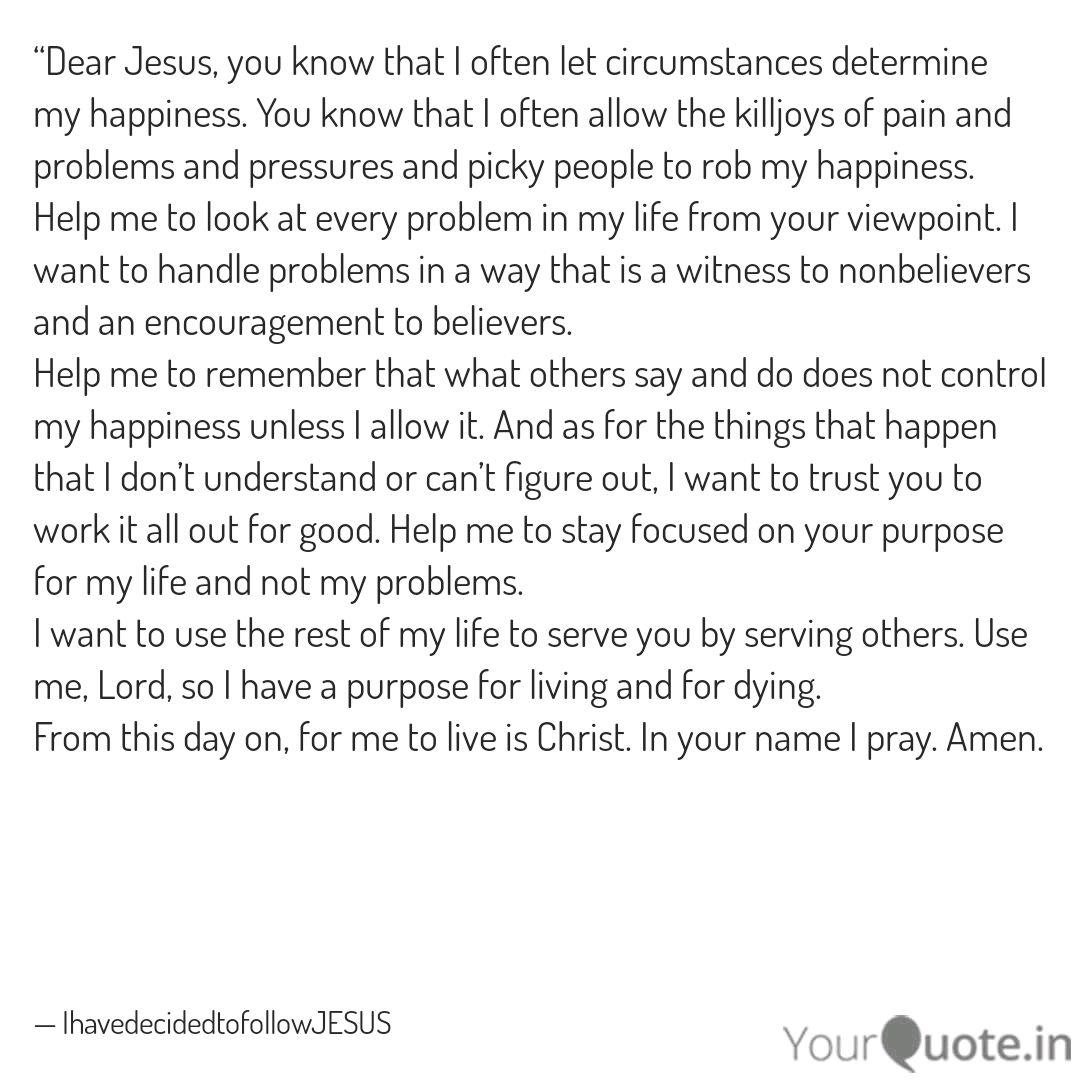 dear jesus you know tha quotes writings by res ecca galo