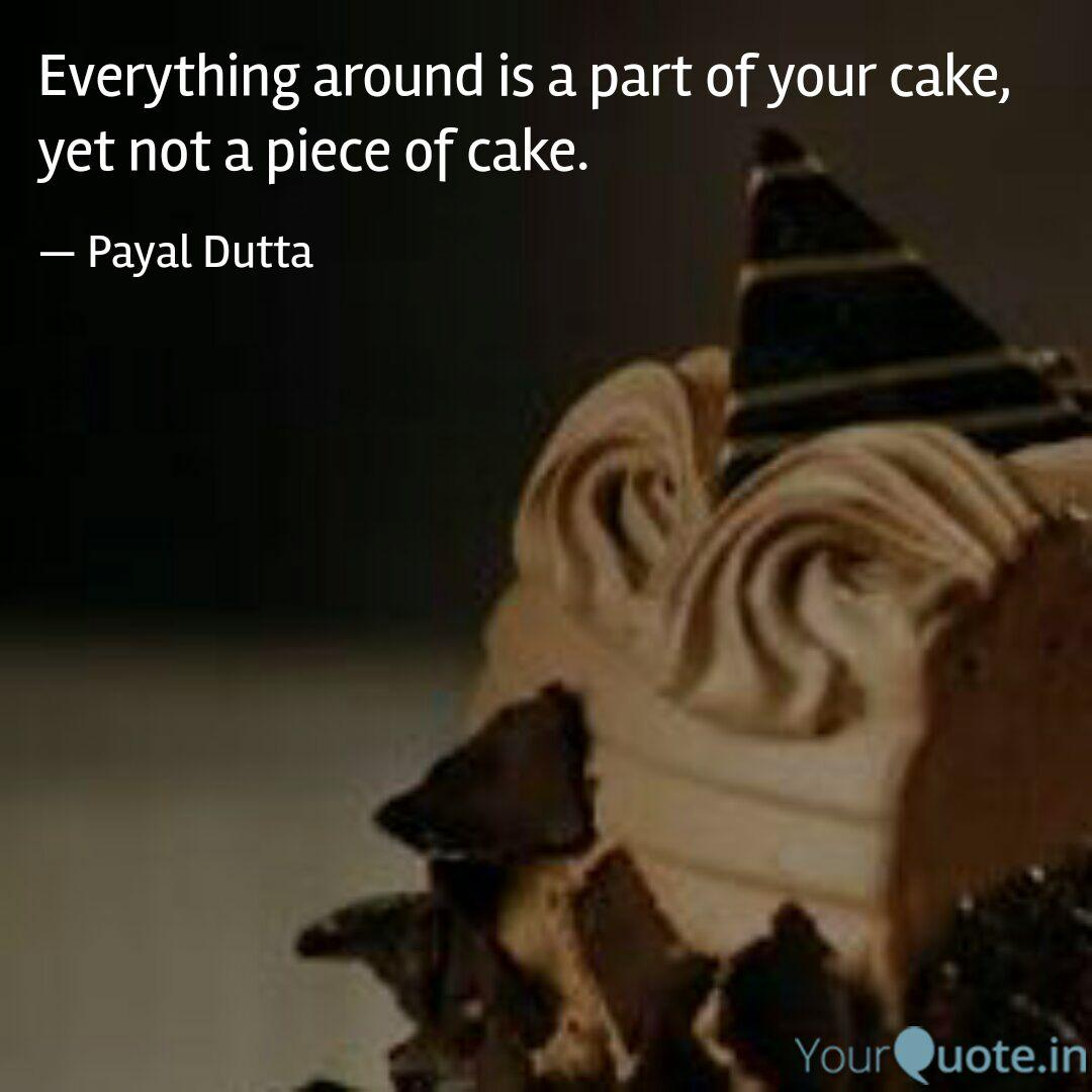 Phenomenal Best Cake Quotes Status Shayari Poetry Thoughts Yourquote Personalised Birthday Cards Veneteletsinfo