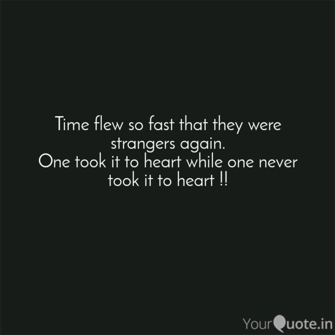 time flew so fast that th quotes writings by karthik