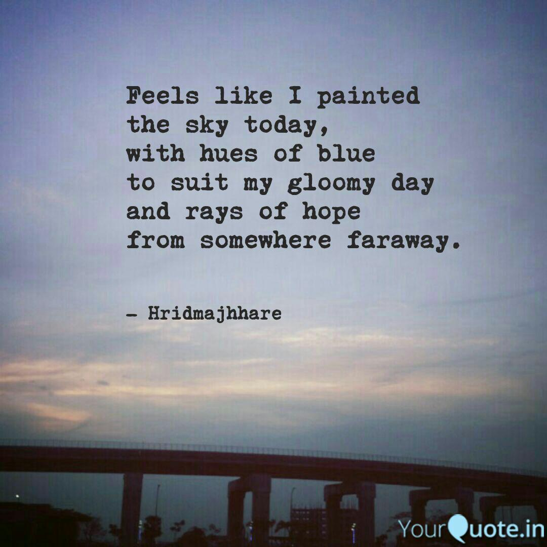 feels like i painted the quotes writings by anasuya