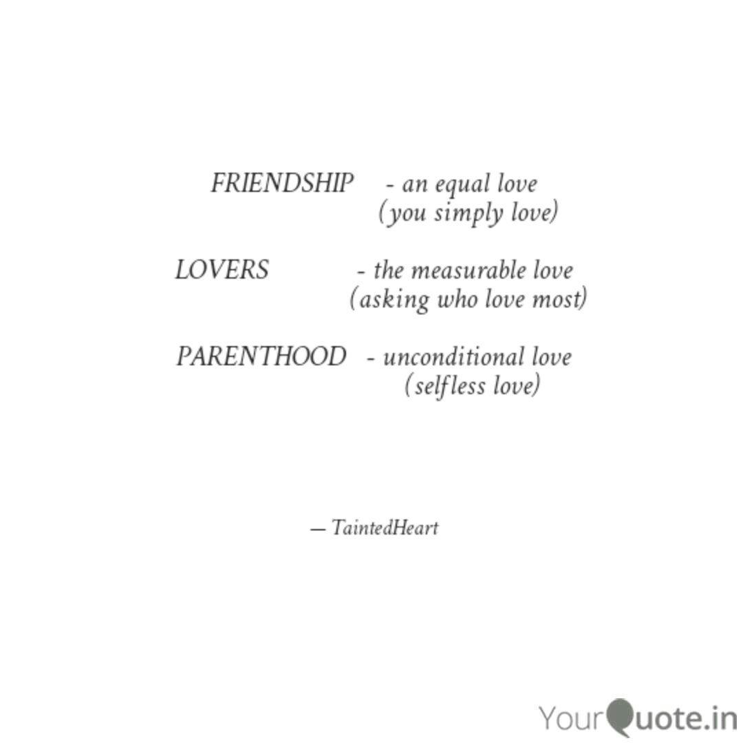 FRIENDSHIP - an equal...   Quotes & Writings by Yuki Sai ...