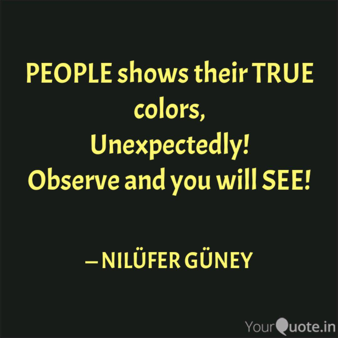 Best truecolors Quotes, Status, Shayari, Poetry & Thoughts ...