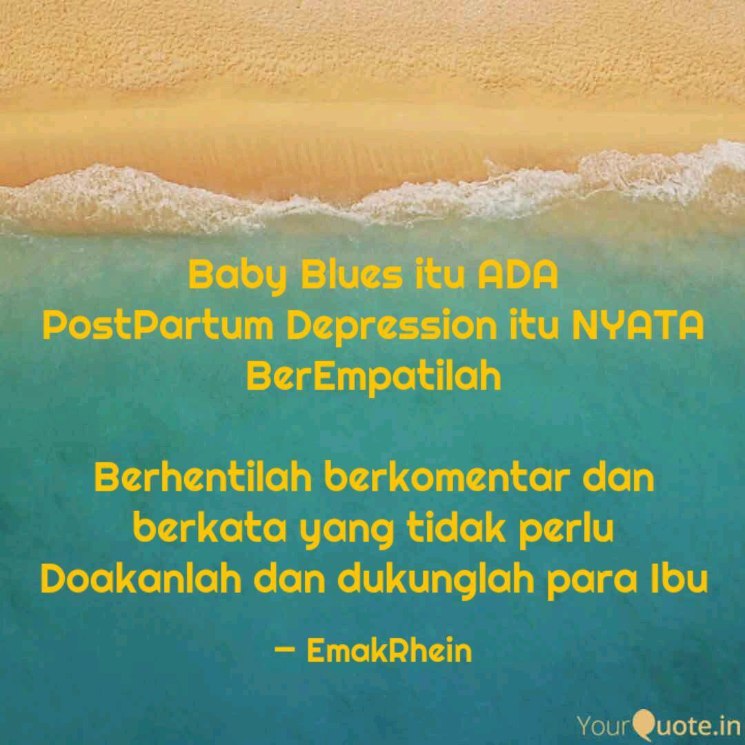 baby blues itu ada postpa quotes writings by emakrhein