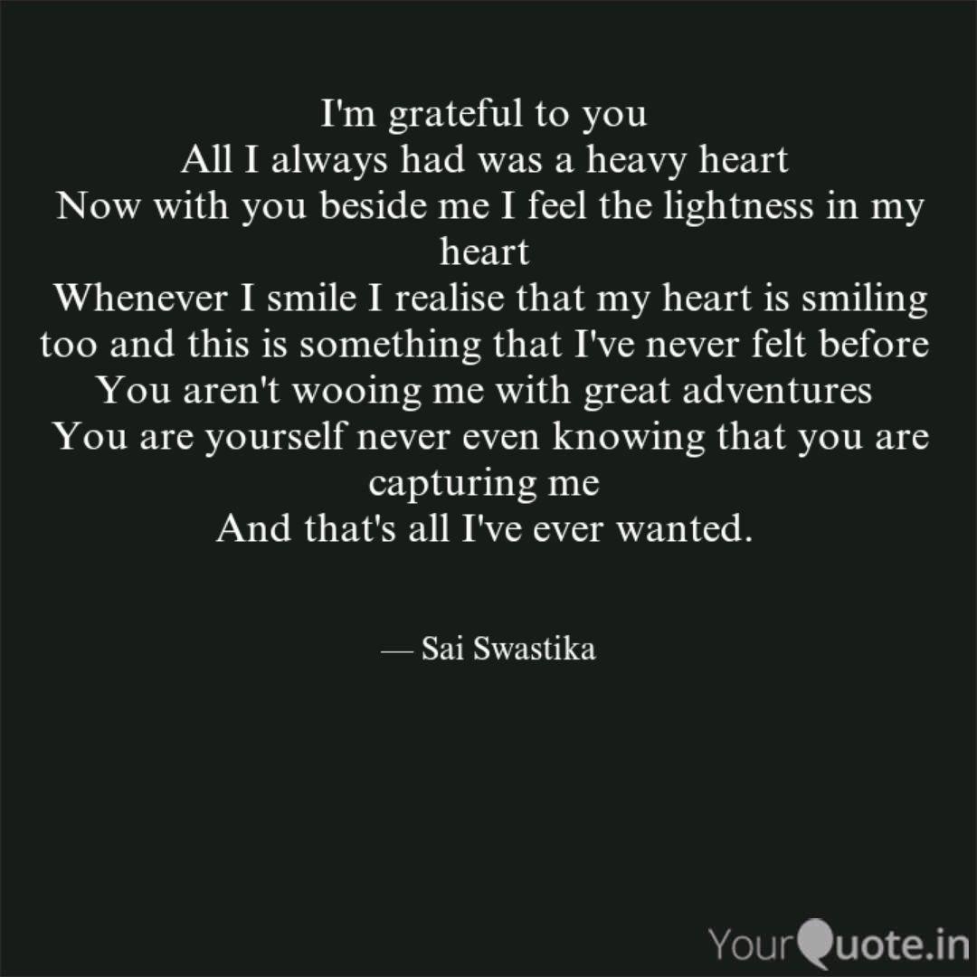 i m grateful to you all quotes writings by sai swasthika