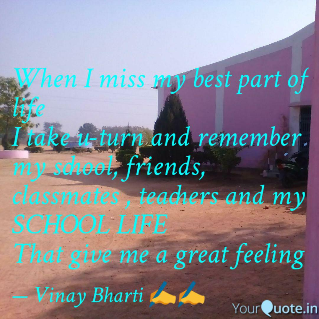 Missing My Classmates Quotes | Quotes V load