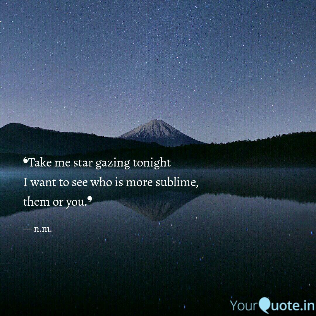 best stargazing quotes status shayari poetry thoughts yourquote