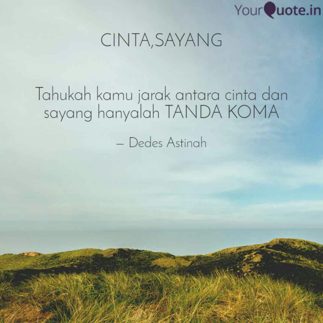 dedes astinah quotes yourquote