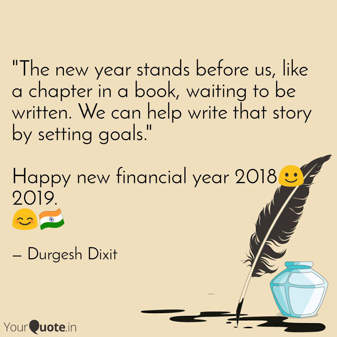 the new year stand quotes writings by durgesh dixit yourquote