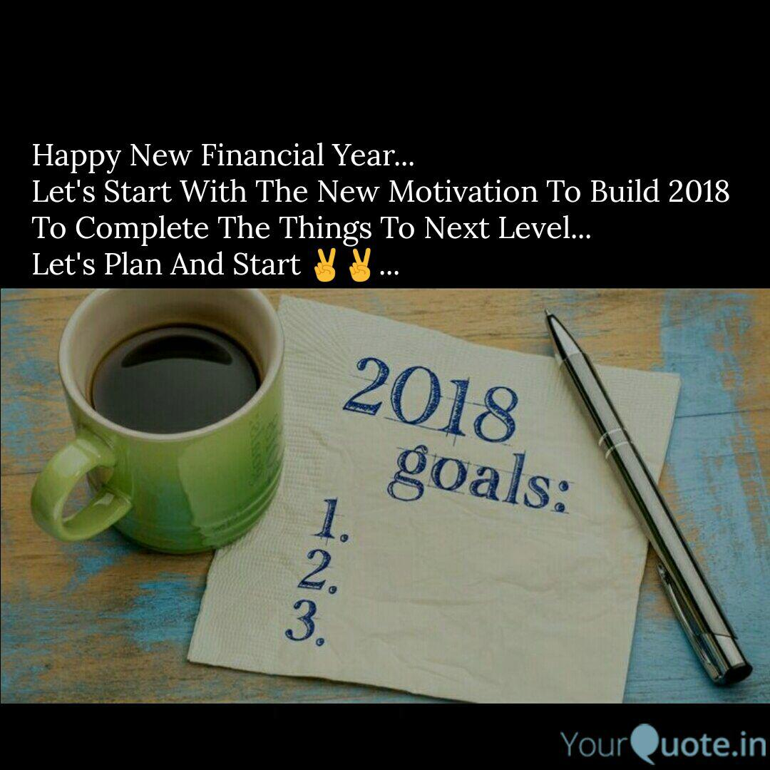 happy new financial year quotes writings by lovansh sharma