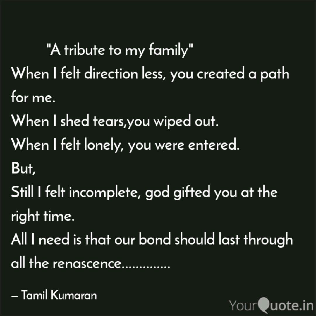 a tribute to m quotes writings by tamil kumaran yourquote