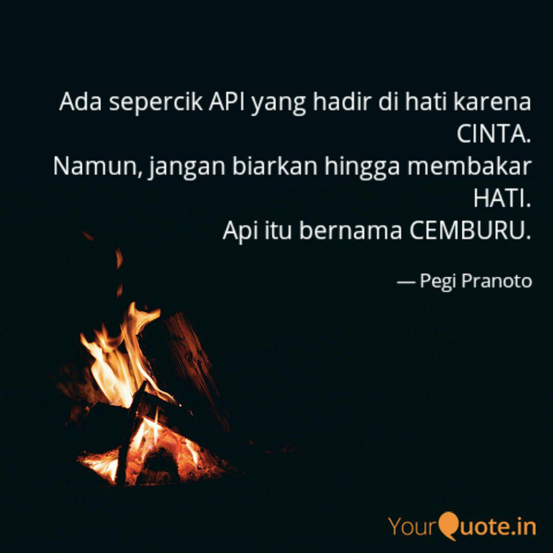 ada sepercik api yang had quotes writings by pegiani p