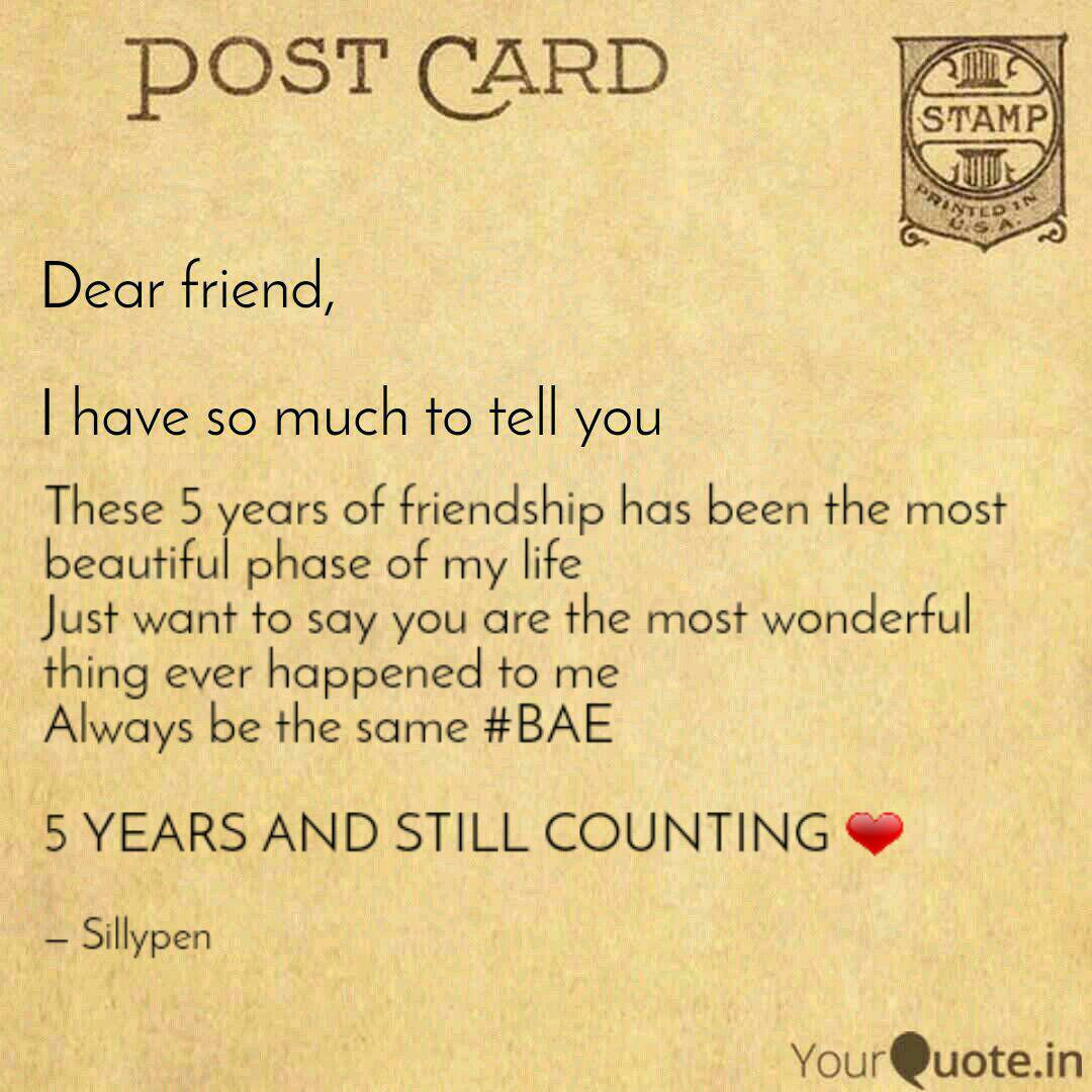 these years of friendsh quotes writings by priyanka tamta
